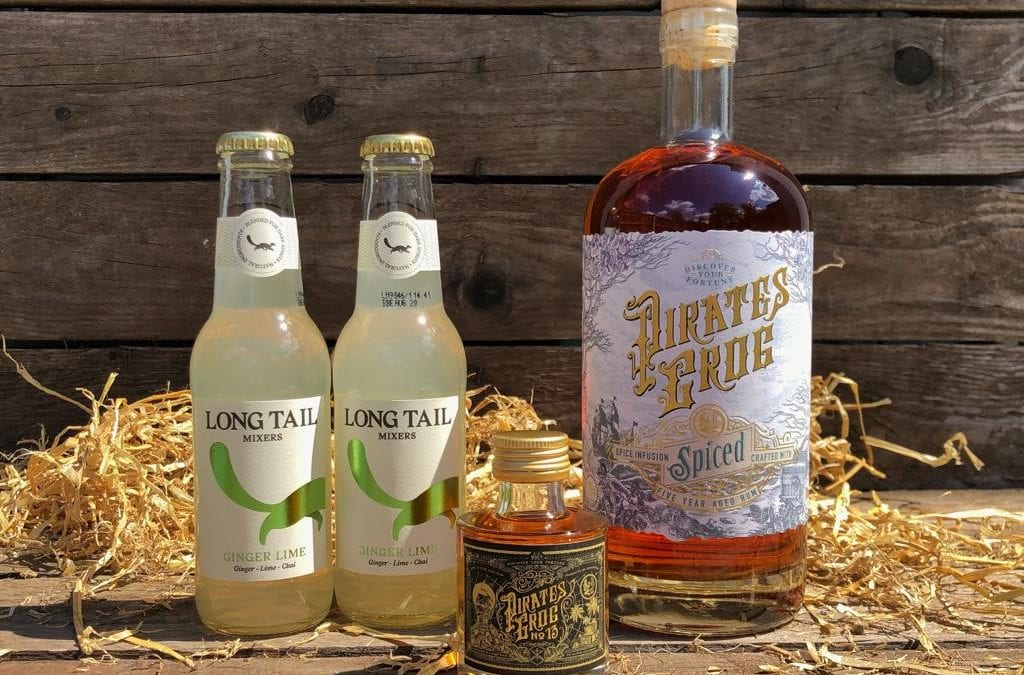 Pirate's Grog Rum – April's Box