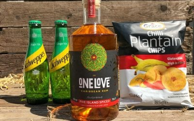 OneLove Supreme 5 Island Spiced Rum – February's Box