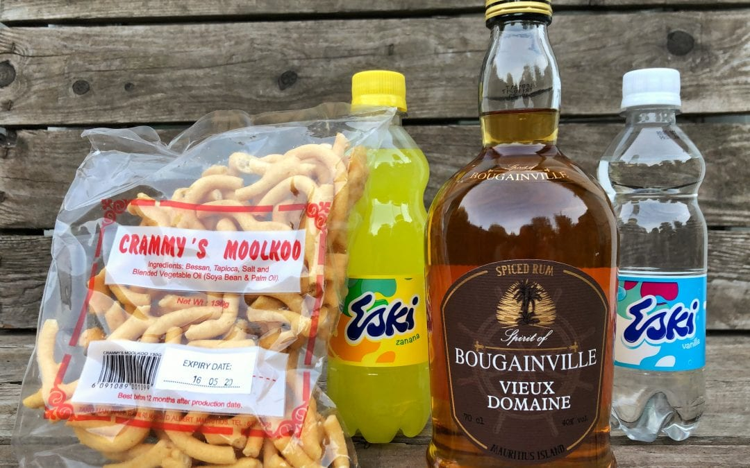 Bougainville Vieux Spiced Domaine Rum – July's Box