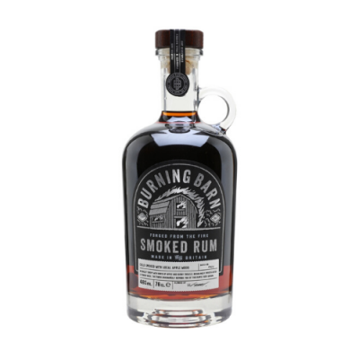 Burning Barn smoked rum 70cl 40%