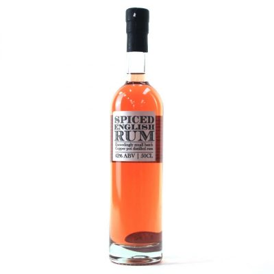 English Spirit Distillery - Spiced English rum 42% 50cl