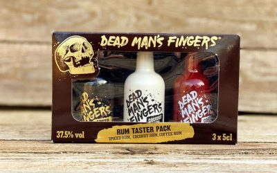 FREE Dead Man's Finger gift set worth £15