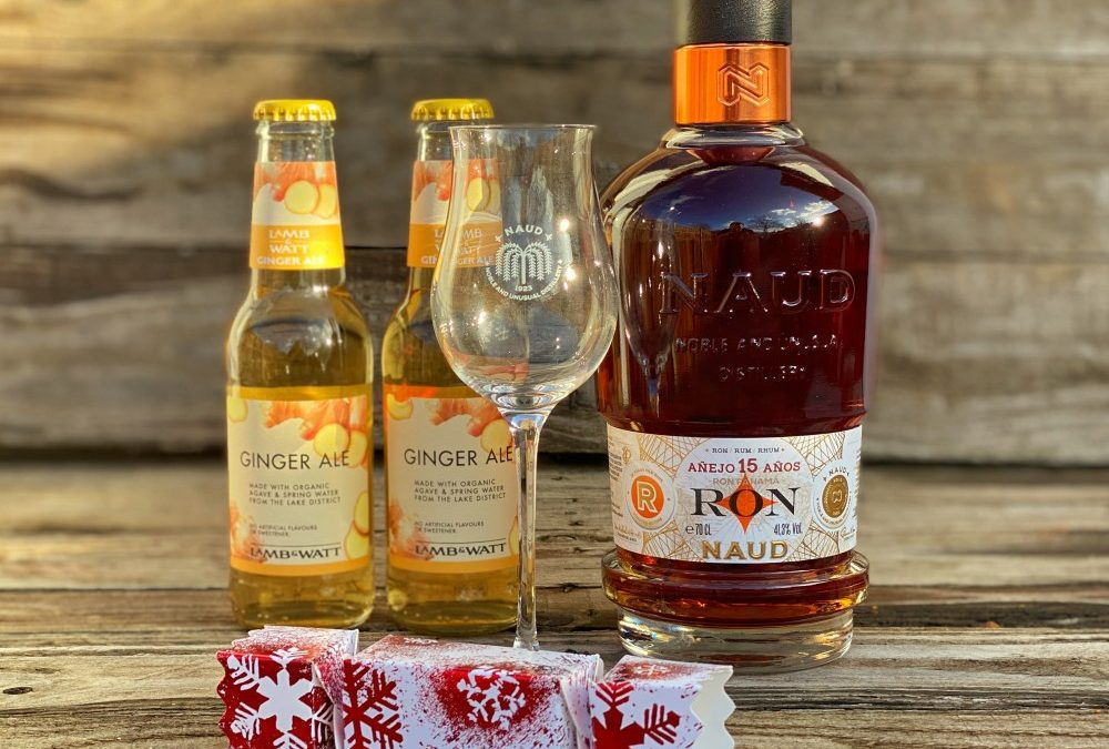Christmas Rum of the Month – Naud Ron Panama 15yo