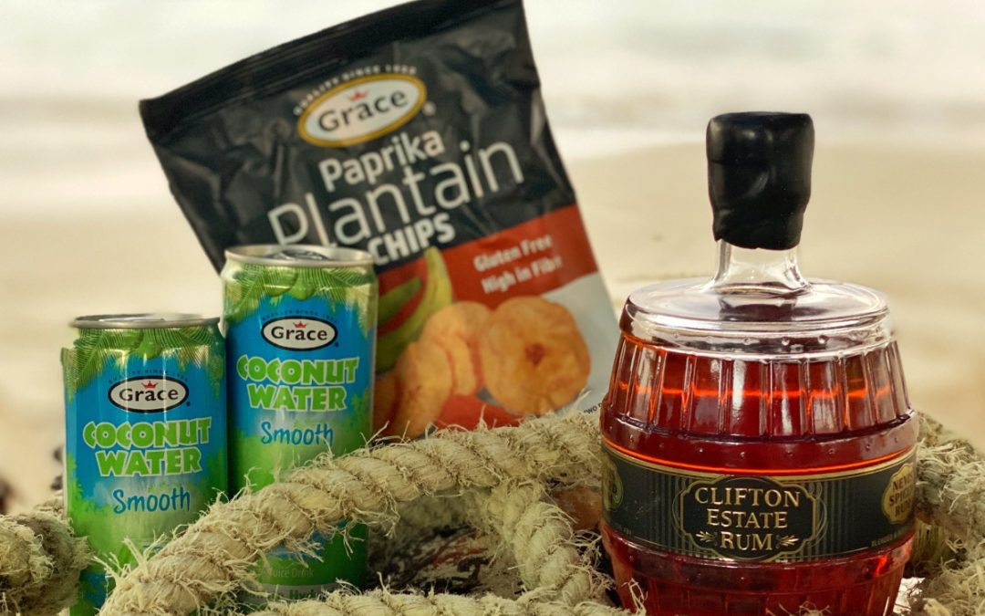 February Surprise Rum Box – Clifton Estate from the Island of Nevis
