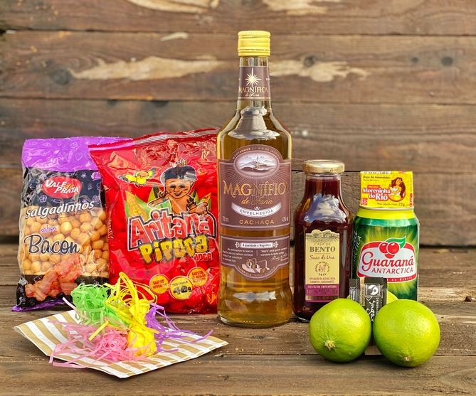 March's Surprise Box of Rum – Magnifica Envelhecida Cachaça