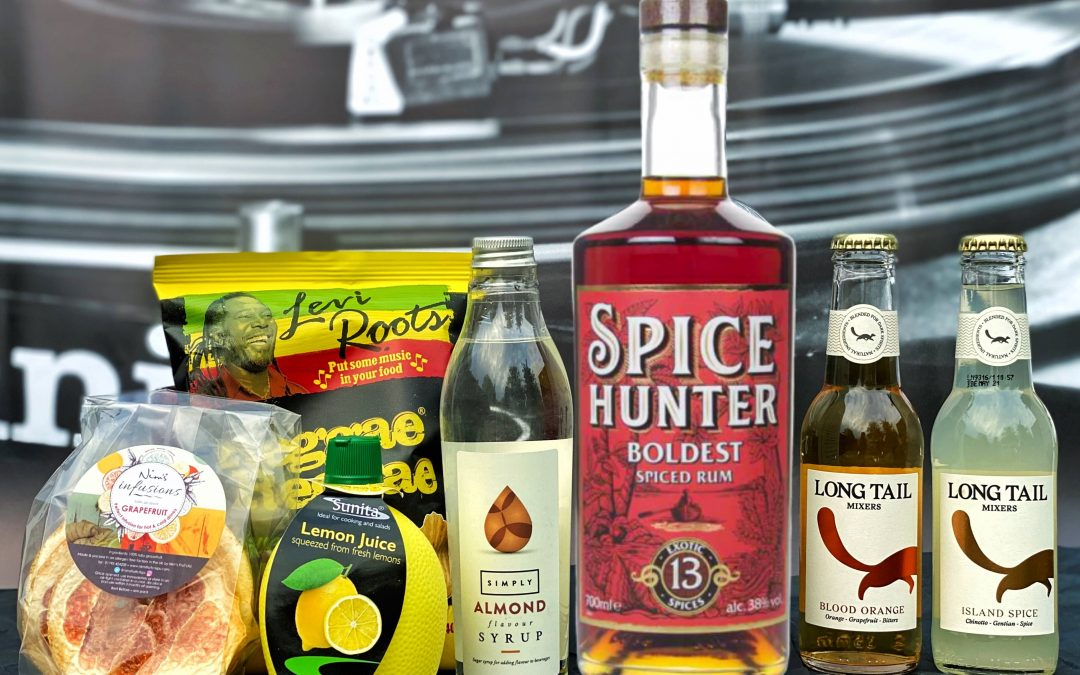 May's Spiced Rum of the Month – Spice Hunter