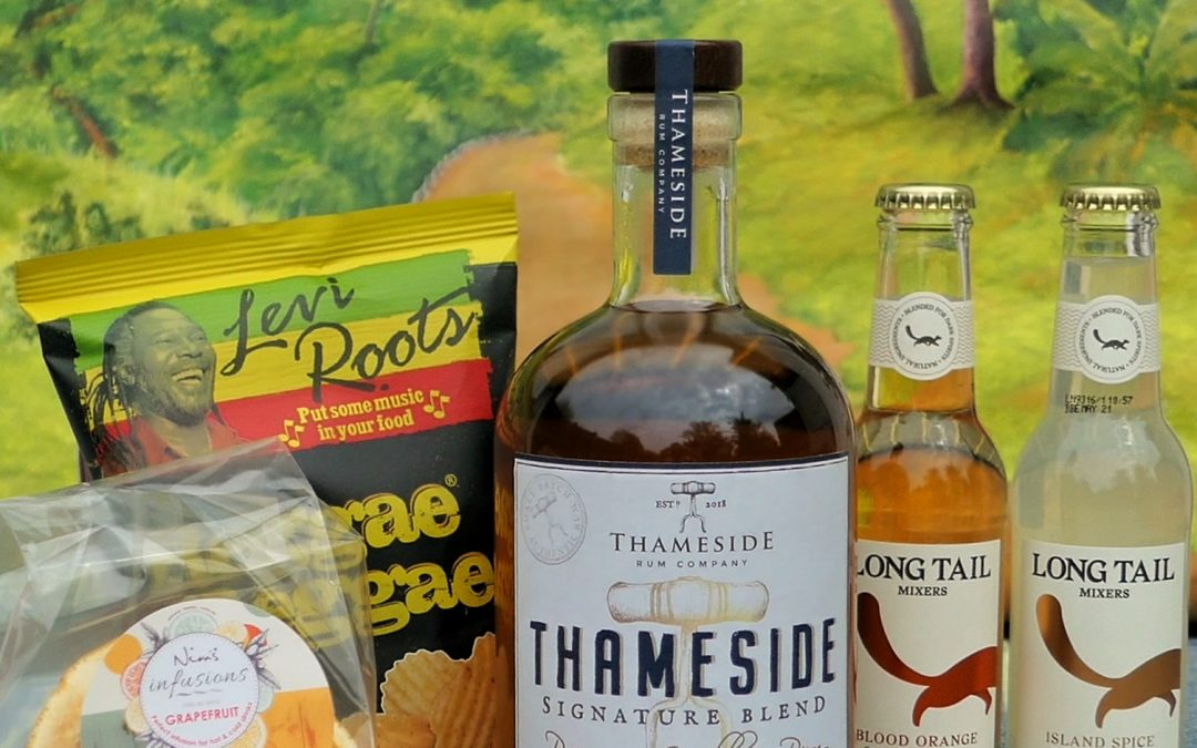 May's Rum of the Month – Thameside Rum Company Signature Blend