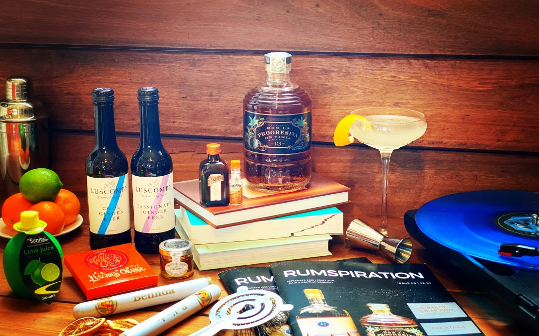 Craft Rum Box September's Cuban Rum of the Month – RON LA PROGRESIVA 13