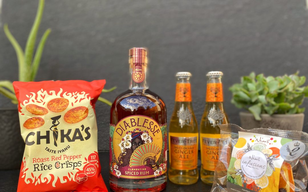 Craft Rum Box August's Spiced Rum of the Month – Diablesse Clementine Spiced Rum