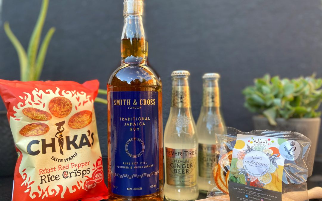 Craft Rum Box August's Rum of the Month – Smith and Cross Rum