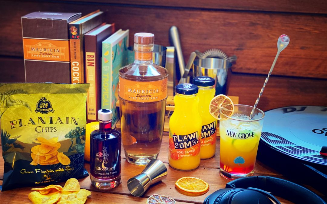 Craft Rum Box October's Rum of the Month – Mauricia Signature – EXCLUSIVE Mauritian rum for our Members