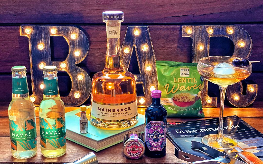 Craft Rum Box February's Rum of the Month is Supporting British Business