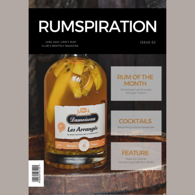 Rumspiration Magazine